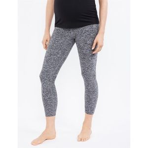 Beyond Yoga Beyond The Bump Maternity Capri XXS
